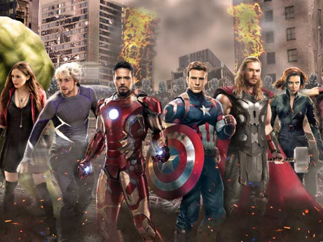 Ecco il trailer del blu ray di Avengers: Age of Ultron
