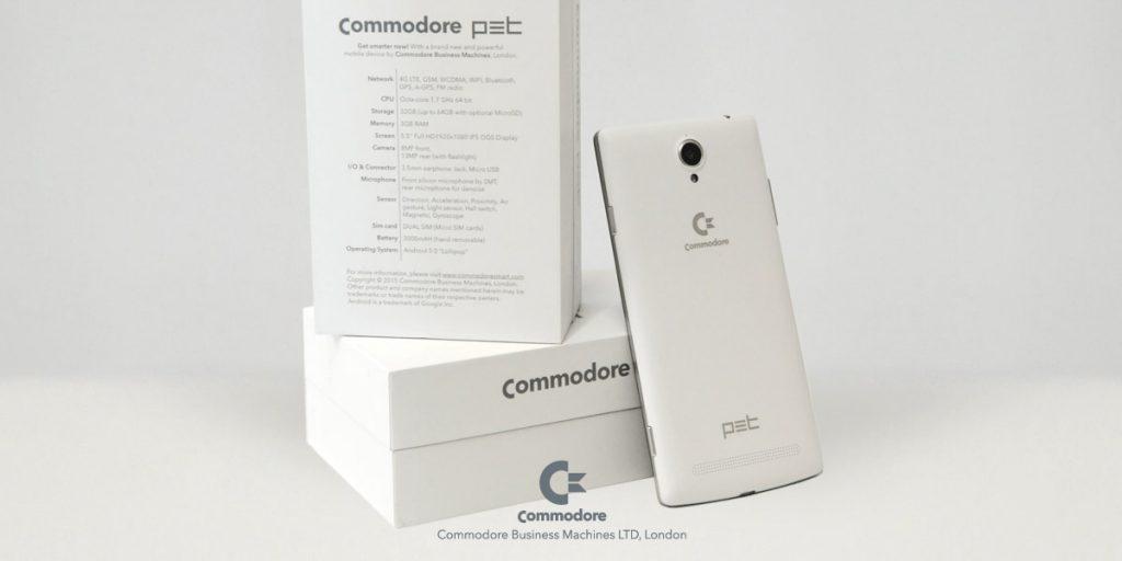 Commodore Pet: un cellulare per nostalgici…