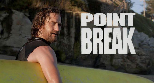 Primo trailer in italiano per il remake di Point Break