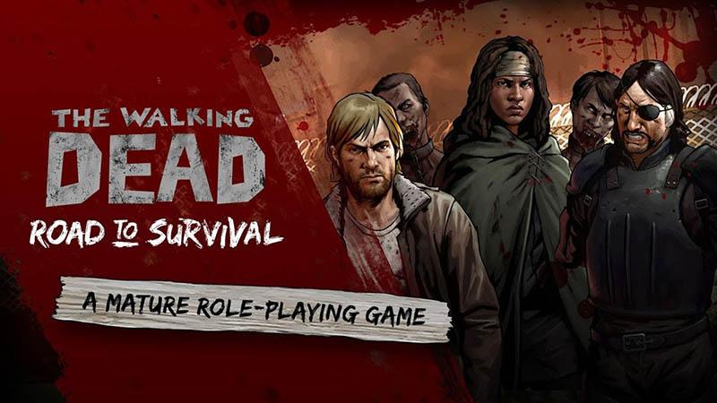 The Walking Dead: Road to Survival disponibile su Android e iOS