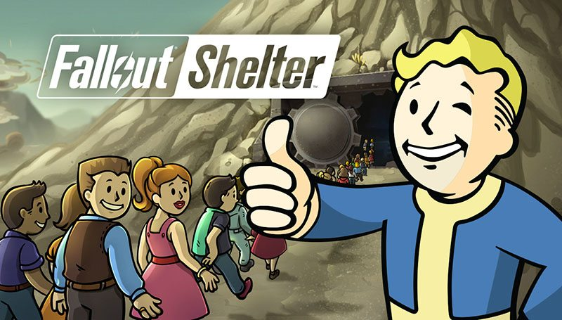 Fallout Shelter disponibile anche per Android