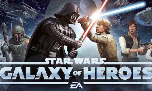 Ecco il trailer ufficiale di Star Wars: Galaxy of Heroes