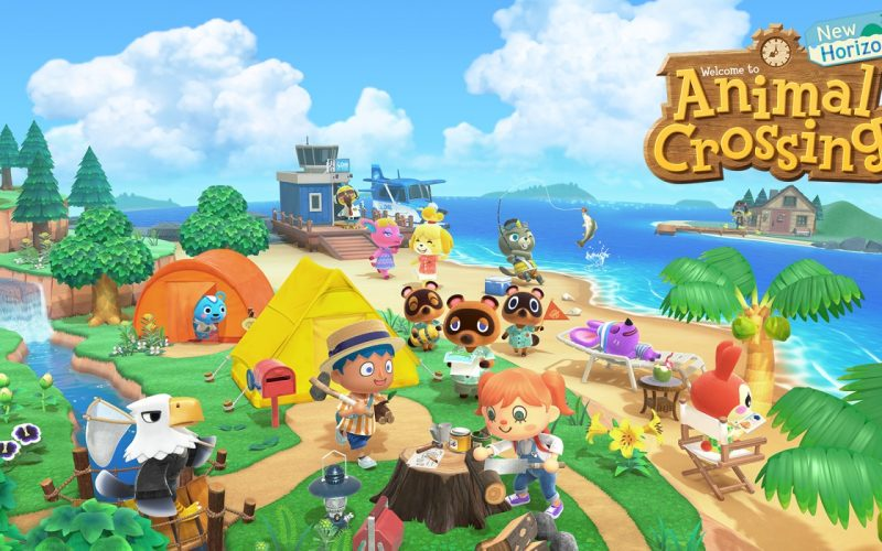Amazon offre forte sconto su animal crossing new horizons per nintendo switch