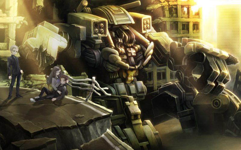 13 Sentinels: Aegis Rim arriva in Europa a settembre