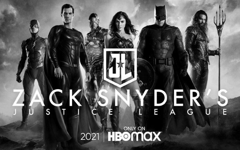 Justice League: Snyder Cut, rilasciato il primo trailer del film