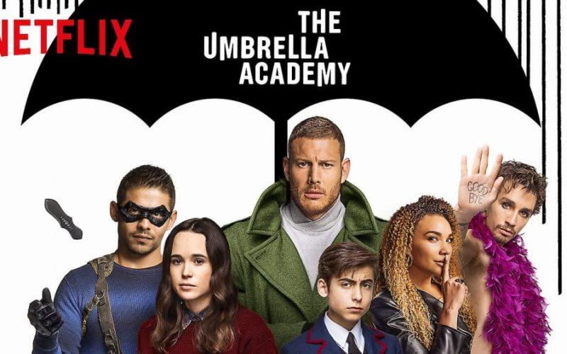 The Umbrella Academy 2: Rilasciate le prime immagini in anteprima