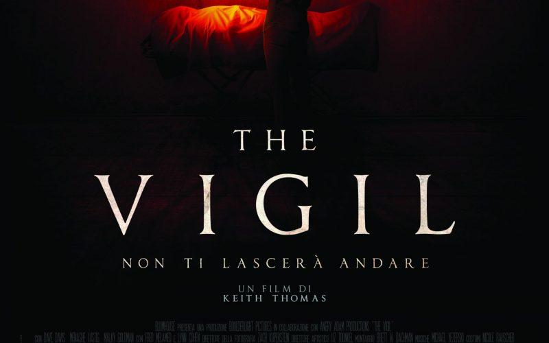 The Vigil: trailer e locandina del nuovo horror in uscita il 10 settembre