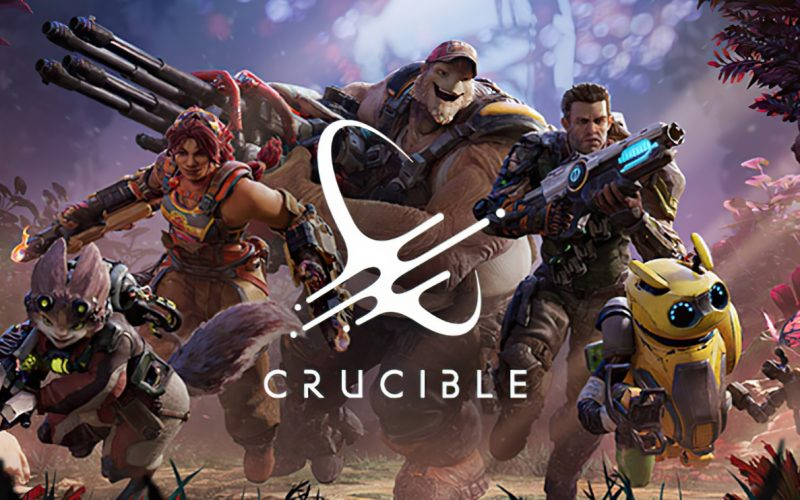 Crucible: Amazon Games ferma lo sviluppo del suo gioco