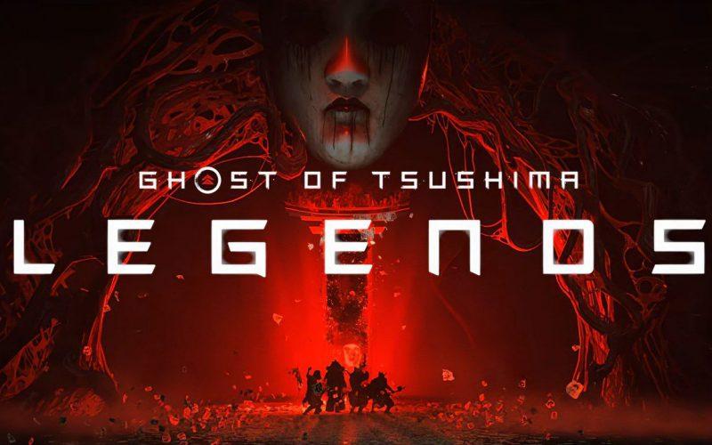 Ghost of Tsushima: Legends, la modalità multiplayer in arrivo il 16 Ottobre