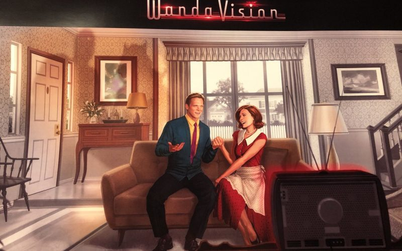 WandaVision: Disney rilascia un nuovo trailer con scene inedite