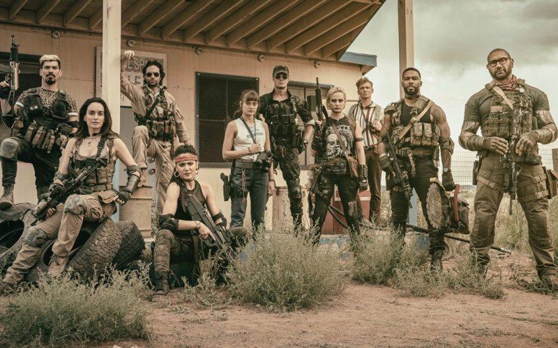 Army of the dead: nuove immagini dello zombie movie di Netflix
