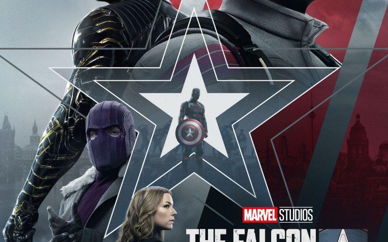 The Falcon & The Winter Soldier: Ecco il poster ufficiale della serie