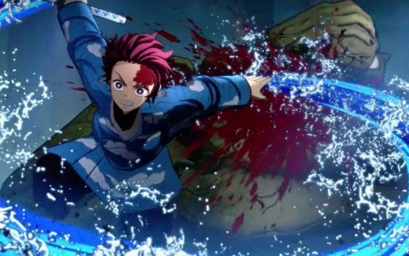 Demon Slayer: Kimetsu no Yaiba si mostra su PlayStation 4