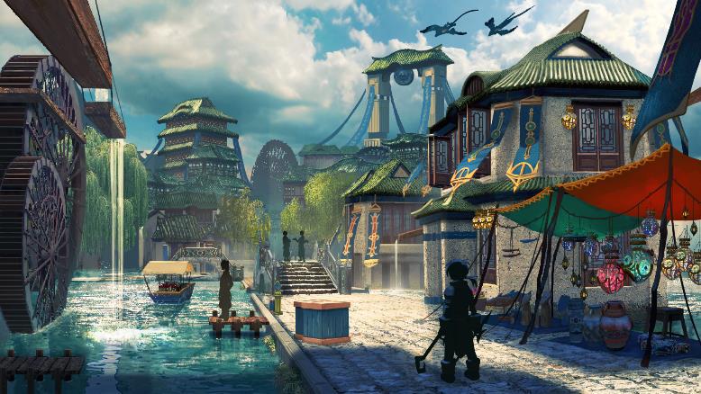 Eiyuden Chronicle: Hundred Heroes – L'erede di Suikoden verrà pubblicato da 505 Games
