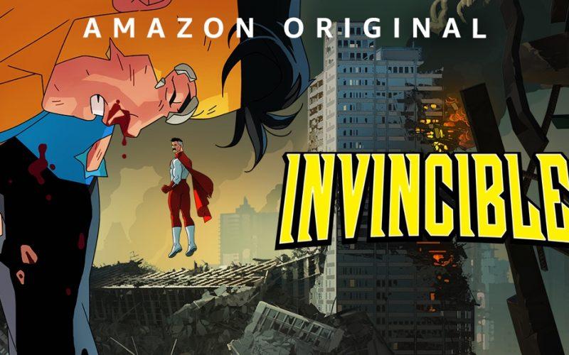 Invincible: Amazon Prime rilascia il trailer ufficiale della serie