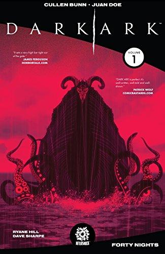 Dark Ark - Quaranta Notti (Vol.1) : il racconto distopico dell'Arca di Noè (Recensione)