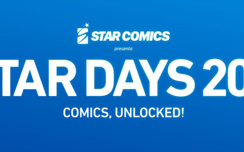 Star Days: Star Comics annuncia la seconda edizione dell'evento