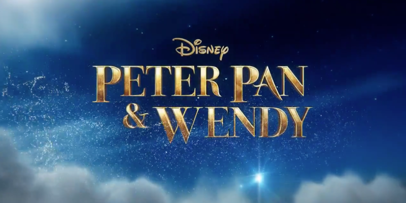 Peter Pan & Wendy: Iniziano le riprese del nuovo Film Disney