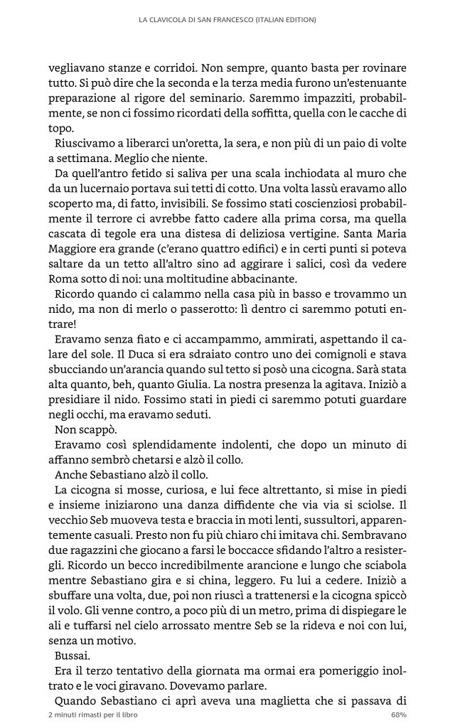 La Clavicola di San Francesco