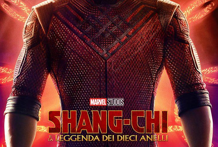 Shang-Chi e la Leggenda dei Dieci anelli: Nuovo trailer in italiano