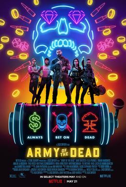 Army of the Dead: Netflix rilascia il trailer della nuova produzione Zombie-Based