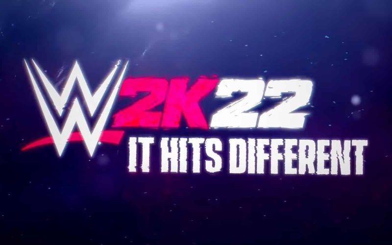 WWE 2K22: Arriva il Teaser del nuovo capitolo della serie 2K