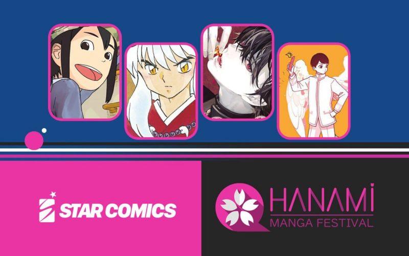 Edizioni Star Comics: altri annunci dall'Hanami 2021