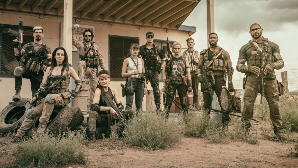 Army of the Dead 1