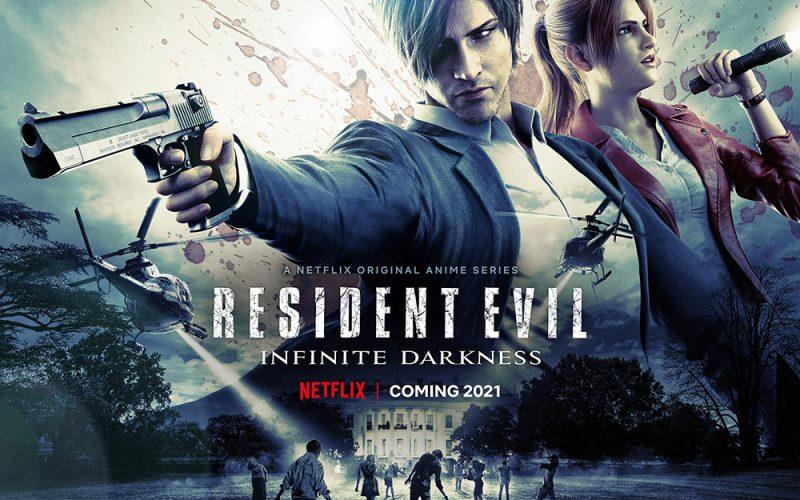 Resident Evil: Infinite Darkness – Nuovo Trailer e data di uscita