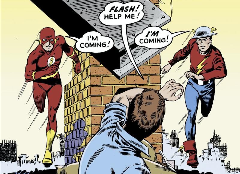 Flash:Zagor 2