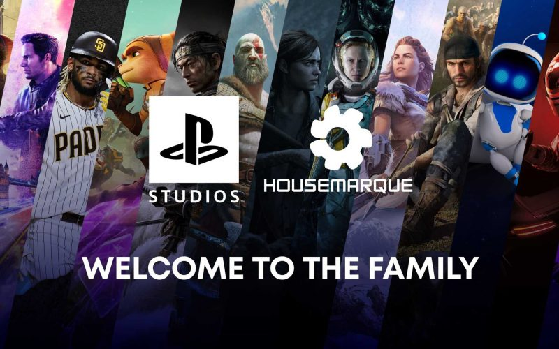 Sony Playstation acquista Housemarque, gli autori di Returnal