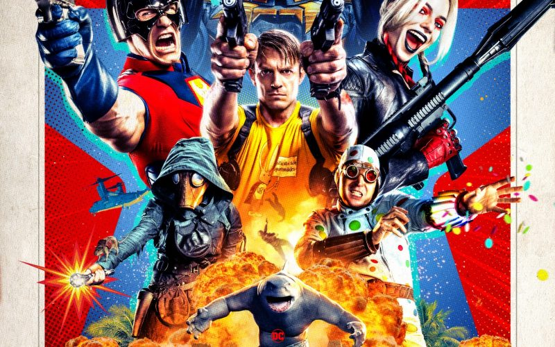 The Suicide Squad – Missione Suicida: Trailer e data di uscita