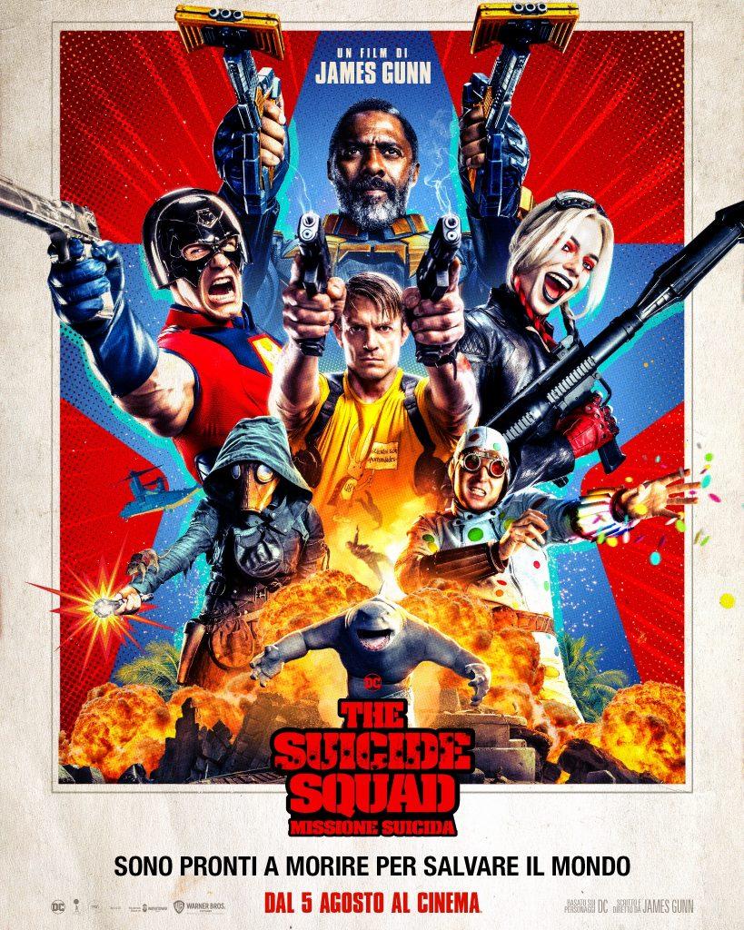 The Suicide Squad - Missione Suicida: Trailer e data di uscita