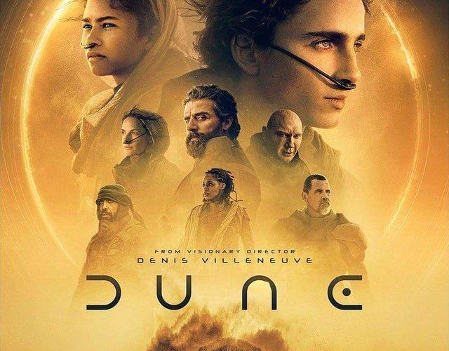 Dune: Nuovo trailer e data di uscita del Film Warner Bros