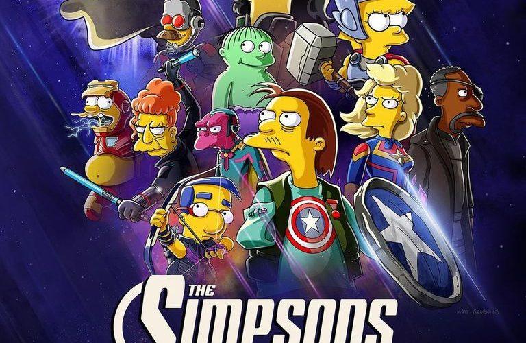 I Simpsons: Arriva The Good, The Bart and The Loki