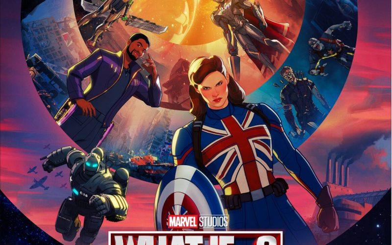 What If…?: Arriva la nuova serie animata targata Marvel Studios