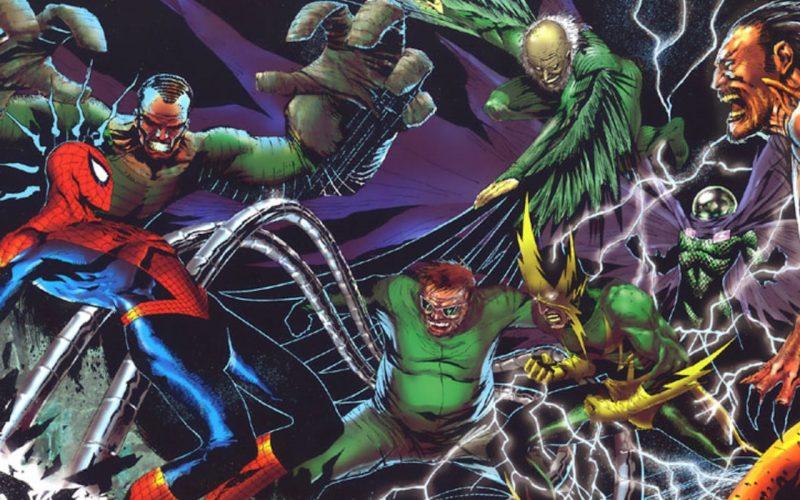 Sinistri Sei: il film potrebbe essere l'Endgame dello Spider-Verse di Sony
