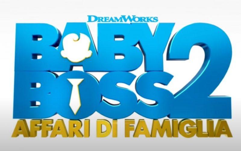 Baby Boss 2 – Affari di famiglia: Il film Dreamworks da oggi al cinema