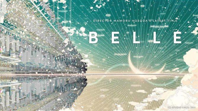 Belle: Il nuovo film anime di Mamoru Hosoda presente ad Alice nella Città