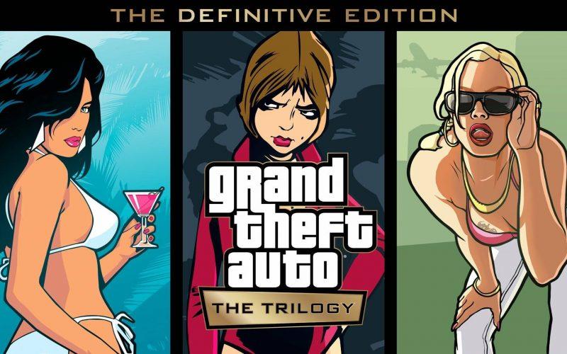GTA The Trilogy: The Definitive Edition – Reveal ufficiale di Rockstar